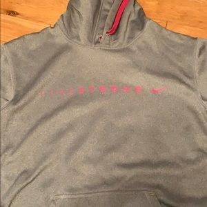 Livestrong hoodie